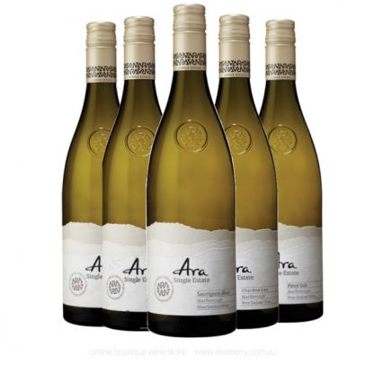 Ara NZ 6 Pack White Wines